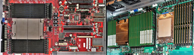 Процессоры AMD EPYC в естественной среде обитания