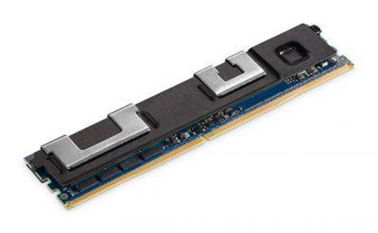 Модуль памяти DIMM на памяти 3D XPoint