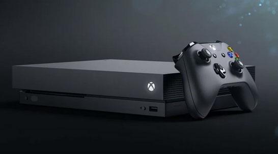 Microsoft Xbox One X: самая компактная и самая производительная на сегодня игровая консоль
