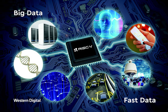 Специализированные ускорители на архитектуре RISC-V попадут в накопители Western Digital