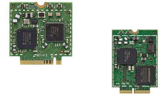 WiGig-модули производства компании Intel