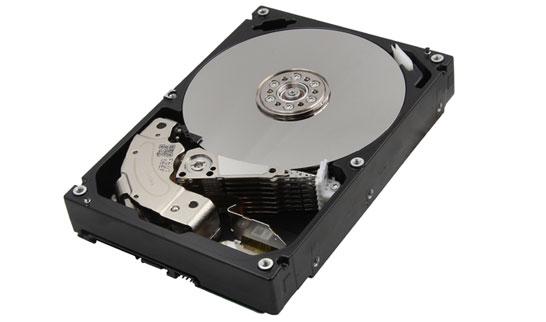 Жёсткий диск Toshiba объёмом 10 ТБ