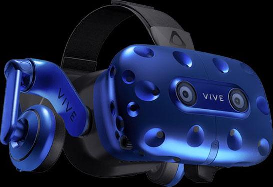 Шлем HTC Vive Pro