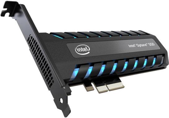 Внешний вид имеет значение (Intel Optane 905P PCIe SSD)