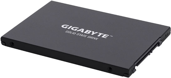 Первые SSD компании Gigabyte Technology