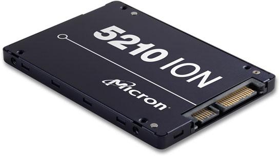 SSD Micron серии 5210