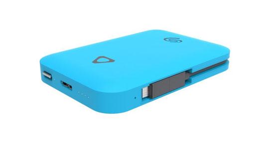 Портативный HDD Seagate VR Power Drive